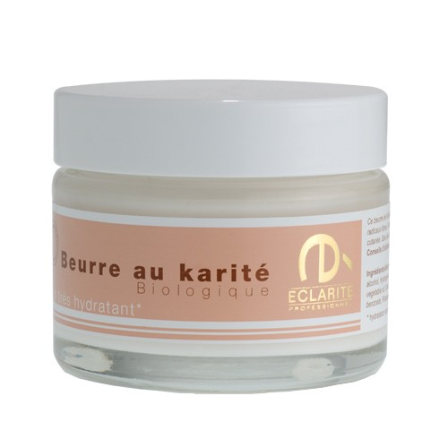 Karite oil  balm for dry skin  - Eclarité