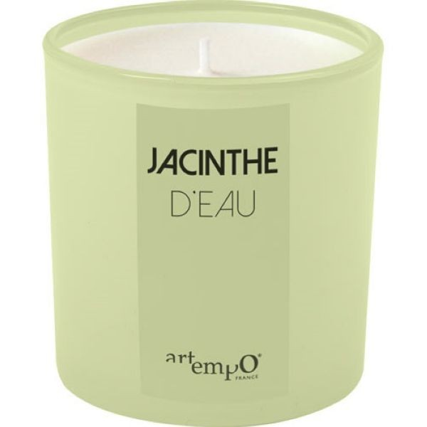 Perfumed candle - Water Hyacinth - 155 gr- Artempo