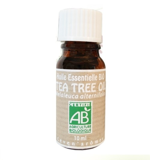 Tea tree essential organic oil 10 ml – Céven'Arômes