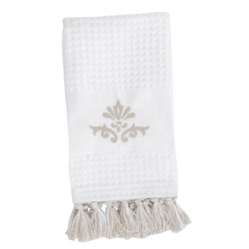 Fringed guest towel - Mathilde M.